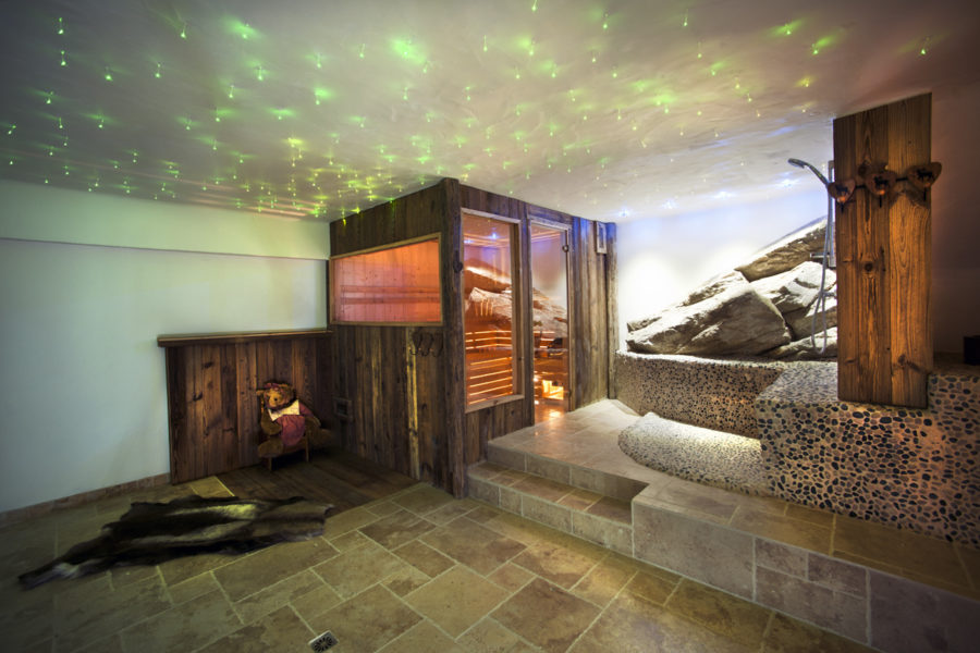 Le Chardon Sauna and Wellness