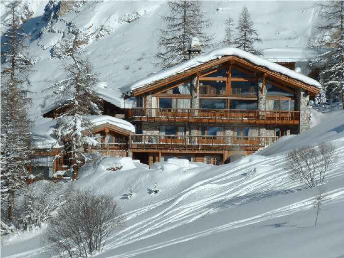 Le Chardon mountain lodge